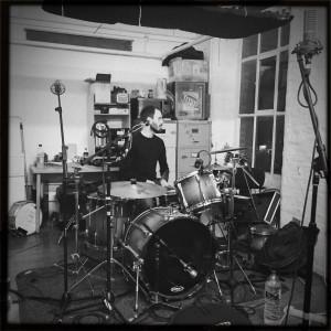Stu recording YHTRTBYCH